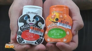 We Shots - Milksplash Orange Cream Dream & Cookies N Cream
