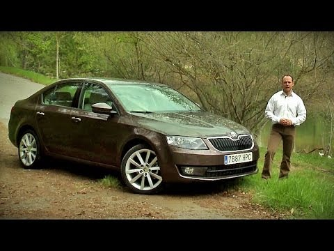 skoda octavia prueba test review en espa ol coches. Black Bedroom Furniture Sets. Home Design Ideas