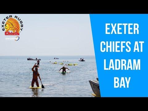 Chiefs visit Ladram Bay