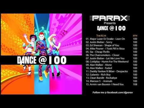 Dance @ 100 Mixtape By Parax