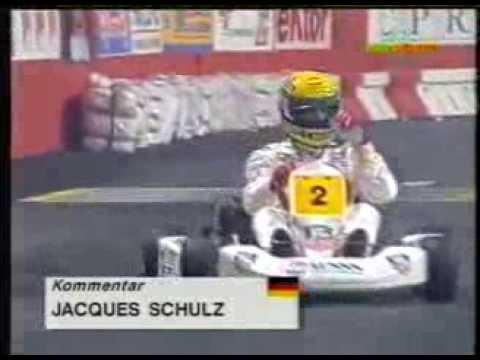 Masters Elf Indoor Karting Paris Bercy 1993 (Full Race. Part 1 of 2)