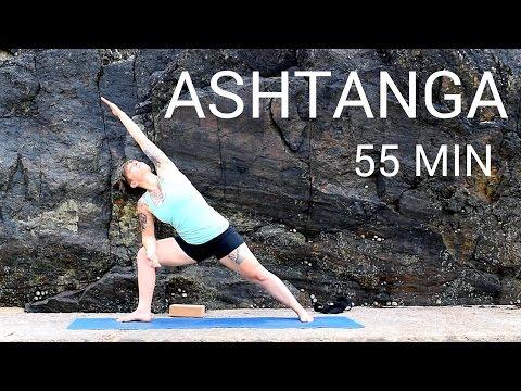 Ashtanga 55 min auf deutsch | Primary Series | Ashtanga Yoga