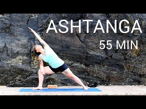 Ashtanga 55 min auf deutsch | Primary Series | Ashtanga Yoga