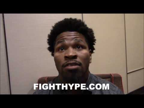 SHAWN PORTER QUESTIONS DANNY GARCIA'S OPPONENT SELECTION; NOT SURPRISED HE PASSED ON ANDRE BERTO
