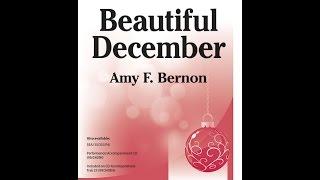Beautiful December - Amy F Bernon