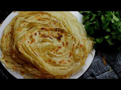 LACCHHA PARATA | 100 Years Old Style Laccha Parata | Best Ever Parata | By Aadil