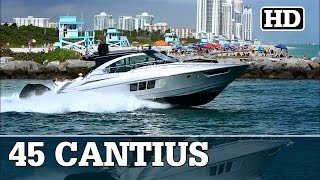 Cruisers Yachts 45 Cantius in Silver