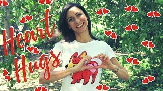 (: Heart Hugs :) | Week 9 - 366 Days of Goodness Challenge + BLOOPERS