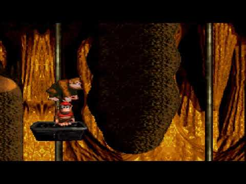 REUPLOAD Let's Race Donkey Kong Country (SNES) Gegen TheUncleWulf - Part 4