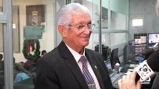 Vereador Carreira comenta matérias aprovadas na Câmara