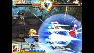 Touhou 10.5: Scarlet Weather Rhapsody - Alice