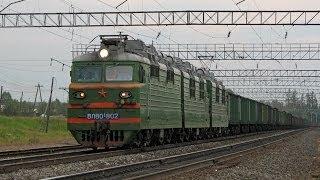 """БАМ-2007"". Часть 2 / ""BAM-2007"" Part 2. Railway travel (RZD, Bratsk, Severobaikalsk)"
