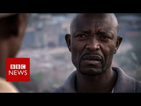 'My neighbour is a rapist' - BBC News