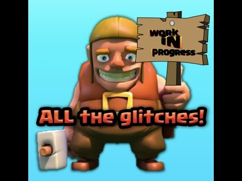 ALL the Clash glitches | Clash Of Clans Christmas update | Bug rundown in Clash Of Clans