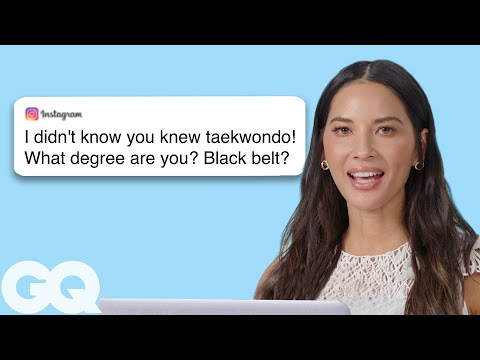 Olivia Munn Goes Undercover on Reddit, YouTube and Twitter | GQ