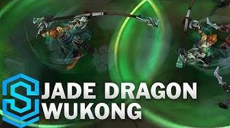 Jade Dragon Wukong (2020) Skin Spotlight - League of Legends