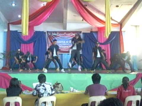 KISAPMATA @ DON BOSCO MAKATI... 2nd PLACE