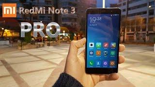 Xiaomi RedMi Note 3 PRO - Review y las impresiones finales [3GB + 32GB](Bienvenidos de nuevo a ERdC !!! Ya tengo lista uno de los mejores smartphones que hay actualmente en $219, el Xiaomi Redmi Note 3 PRO. RESUMEN: ..., 2016-03-26T11:22:21.000Z)