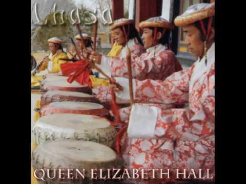 Ensemble from the Tibet Autonomous Region - Lhasa * Queen Elizabeth Hall 1987 * Bootleg