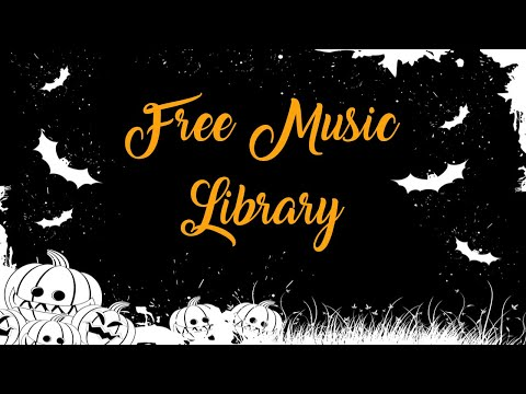 Royalty Free Music Library ♫ Autumna - all the ghosts (Gluid remix) - Gluid - Halloween