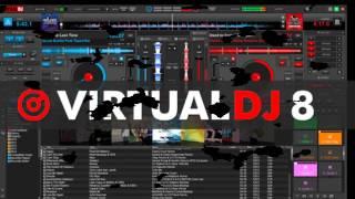aprende a  mezclar musica en virtual dj 8 2015