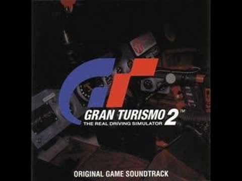 Gran Turismo 2 Soundtrack 10 Moon Over the Castle [type-r]