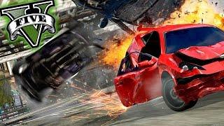 EN DIRECTO!! GTA V ONLINE - LAS CARRERAS MAS RARAS!! - NexxuzHD
