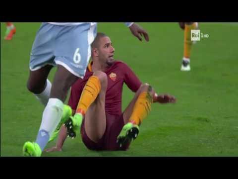Lazio - Roma 2-0 (01/03/17), Coppa Italia 2016/17 - SECONDO TEMPO COMPLETO