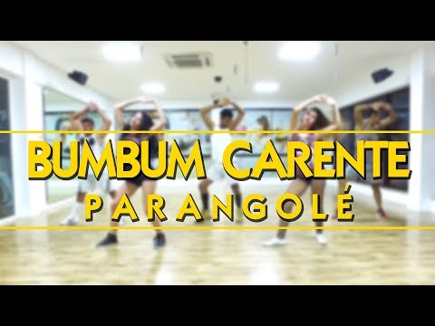 BumBum  Carente - Parangolé - Coreografia | Coreography - Swag Dance Oficial
