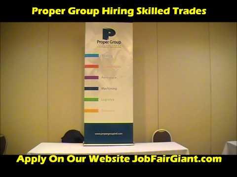 Detroit Job Fair Hiring Skilled Trade Workers