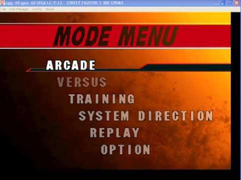 DEMUL 0 5 6 ARCADE ROMS pack - Black Apron