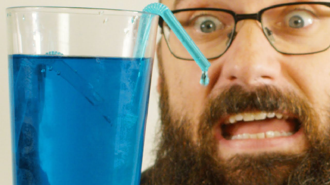 Learn the power of pressure through siphons