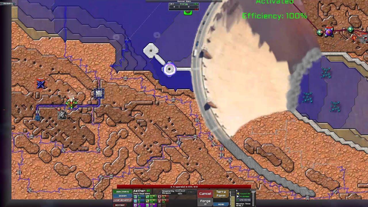 Creeper world 3 custom map hoover dam youtube creeper world 3 custom map hoover dam gumiabroncs Images