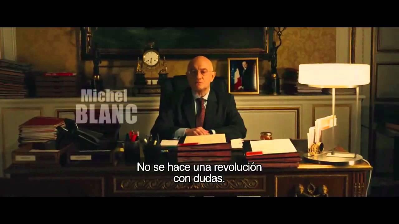 El ejercicio del poder Trailer español