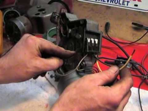 Willcox Testing a 1963-1967 Windshield Wiper Motor. - YouTube