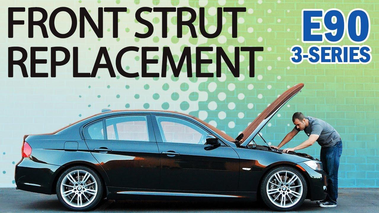 07 08 09 10 11 BMW E90 E92 325I 328I 330I 335I FRONT LEFT DRIVER SHOCK STRUT OEM