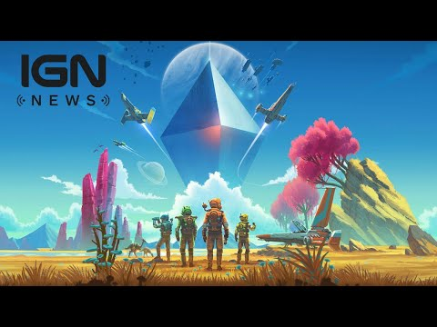 No Man's Sky to Begin Weekly Updates - IGN News