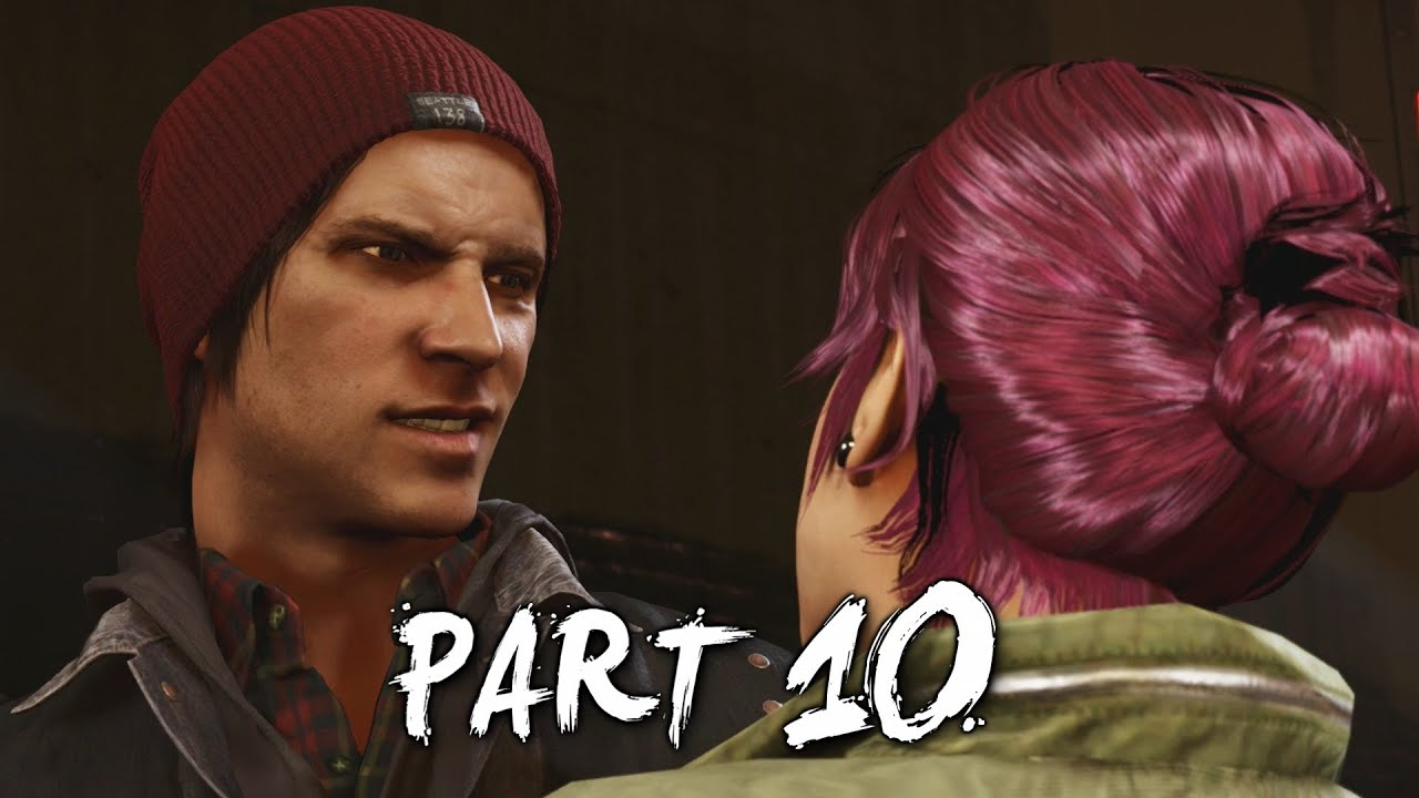 Infamous Second Son Gameplay Walkthrough Part 10