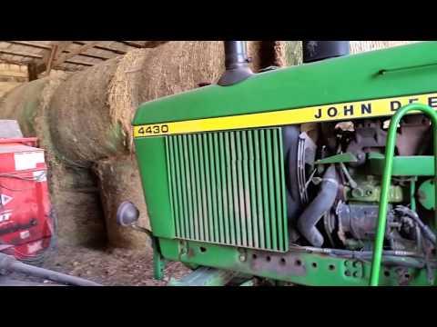 the john deere 4430 the john deere 4430