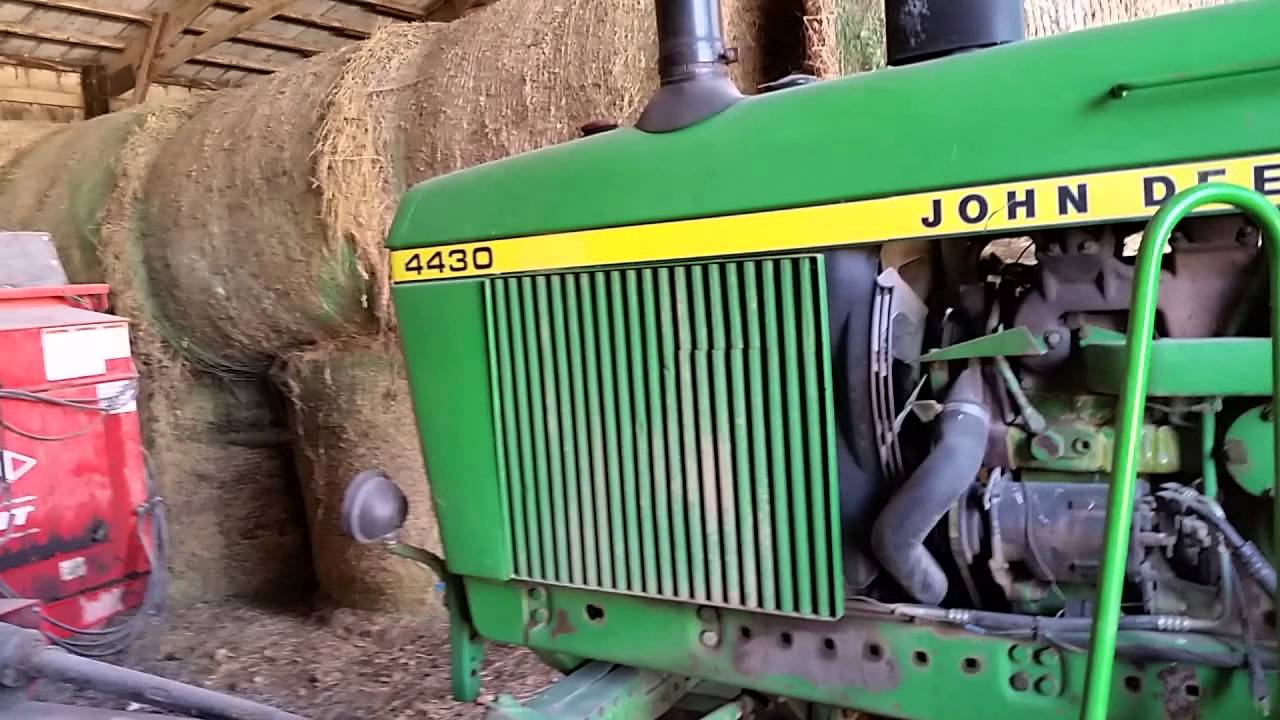 small resolution of the john deere 4430 youtube john deere 7810 fuse box the john deere 4430