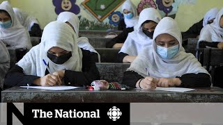 Female judges in Afghanistan afraid, doubt Taliban pledge to protect women's rights