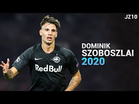 This is Why Dominik Szoboszlai Is Special! | Gonna Be a Star | HD