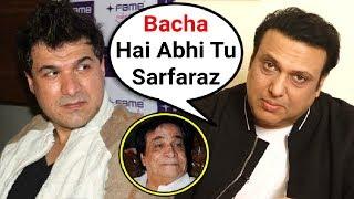 Govinda Reaction On Kader Khan Son Sarfaraz Khan Allegations On Him