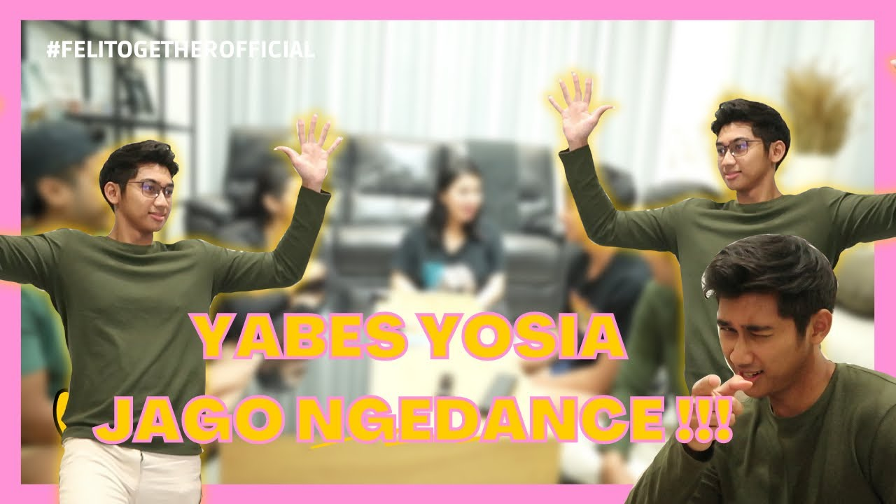 YABES COOL TAPI DOYAN DANCE | FELITOGETHER OFFICIAL