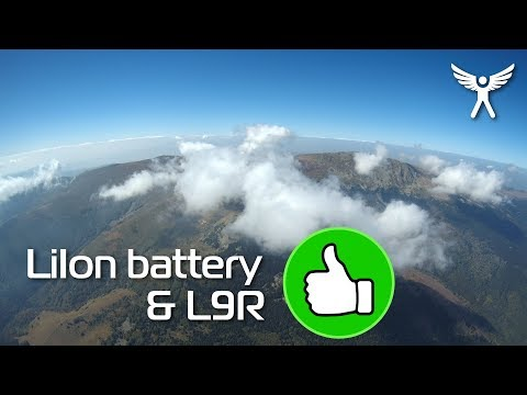 THIS is what a LiIon battery can do for your long range model (X-UAV Clouds & FrSky L9R)