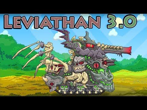 Super Tank Rumble Creations - New Evil Leviathan 3.0