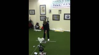 Christian Johnson 10 year old golfer