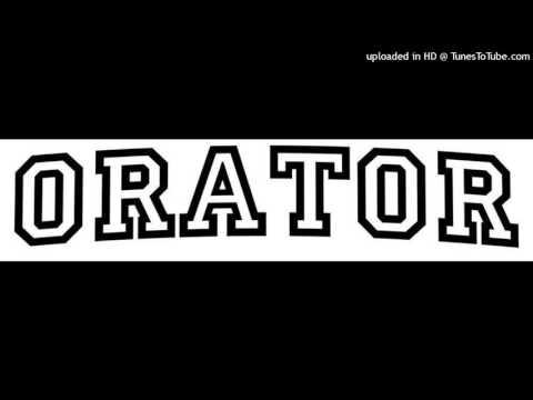 ORATOR - 2014 EP