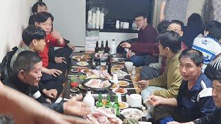 탈북민 단합대회 2