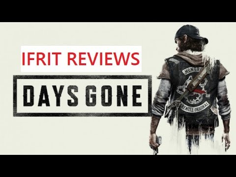 Days Gone | Game Review With Ifrit | Upcoming Games - YouTube